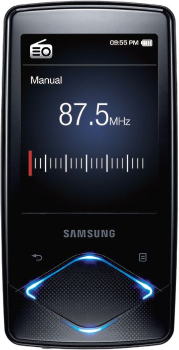 Lettore Mp3 Samsung YP-Q1