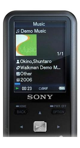 Sony Walkman NWZ-S618